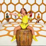 Дитяча пісенька про бджілку