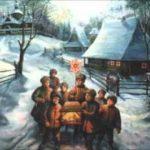 Дитяча пісенька про Святого Миколая