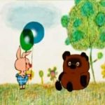 Дитяча пісенька про ведмедика