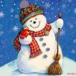 Дитяча пісенька Морозець